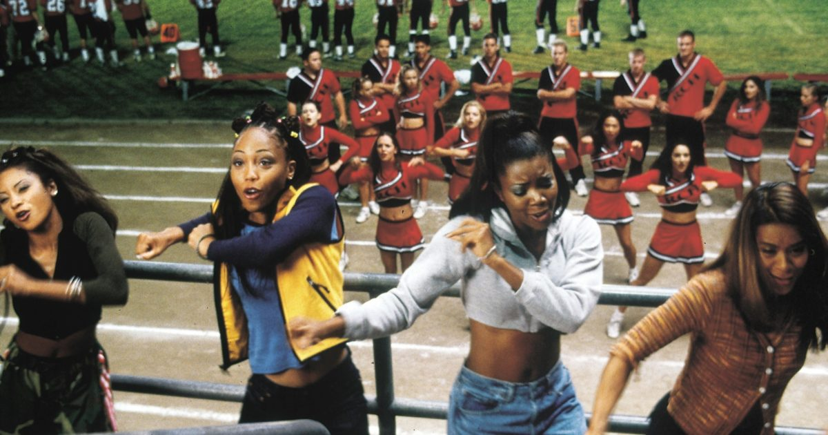 Scene from Bring It On