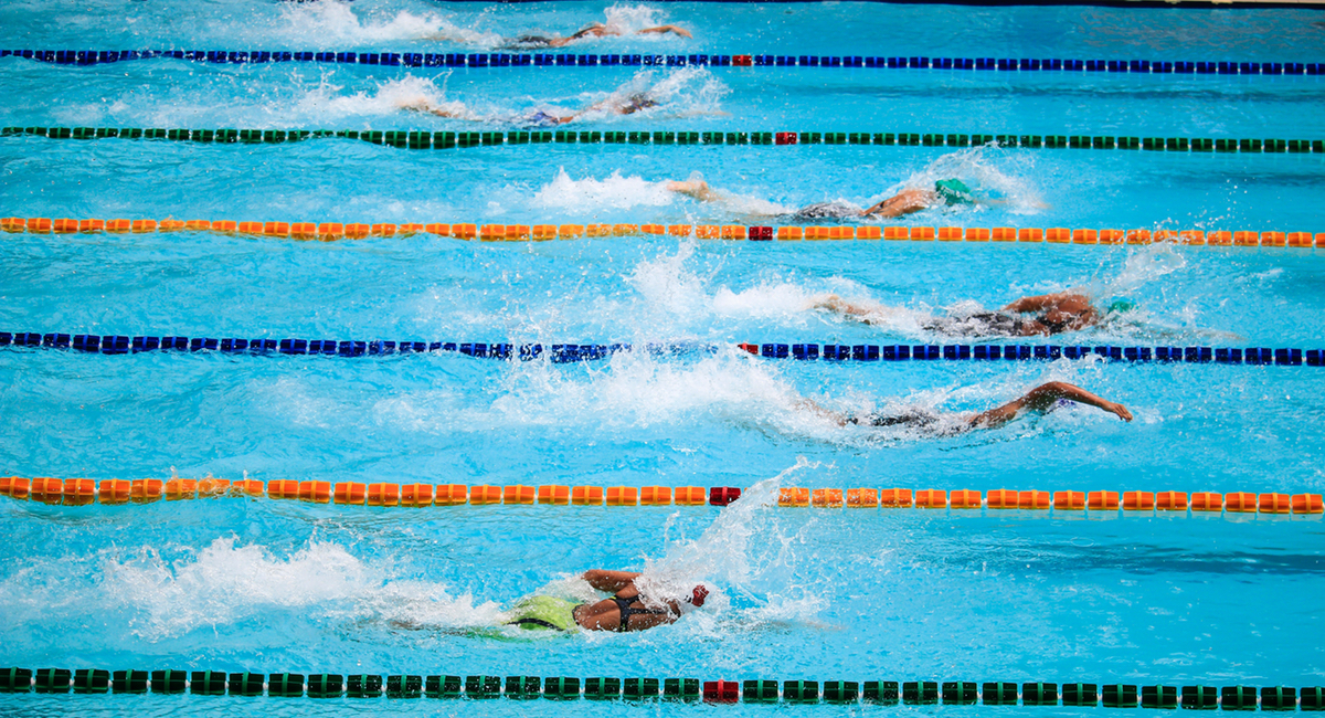 """A swim team in Alaska is drawing attention when a female swimmer was penalized for an """"immodest"""" suit."""