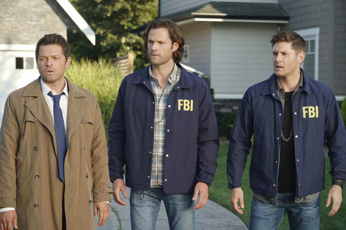 Team free will looks worried