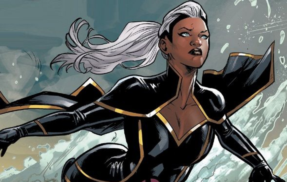 Storm From X-Men Red Vol 1 8