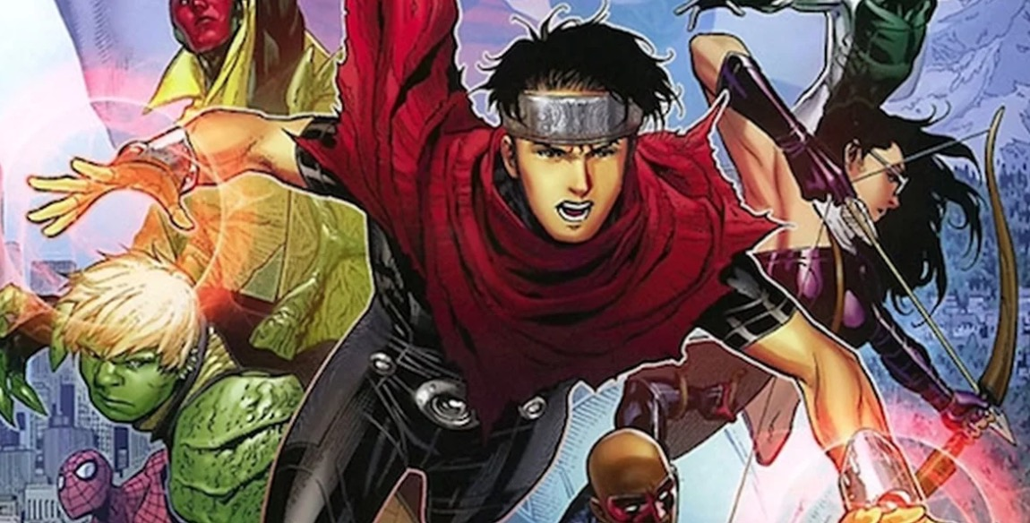 Wiccan in Marvel comics.