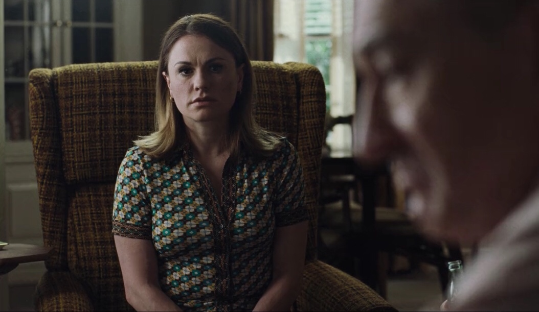 Anna Paquin as Peggy