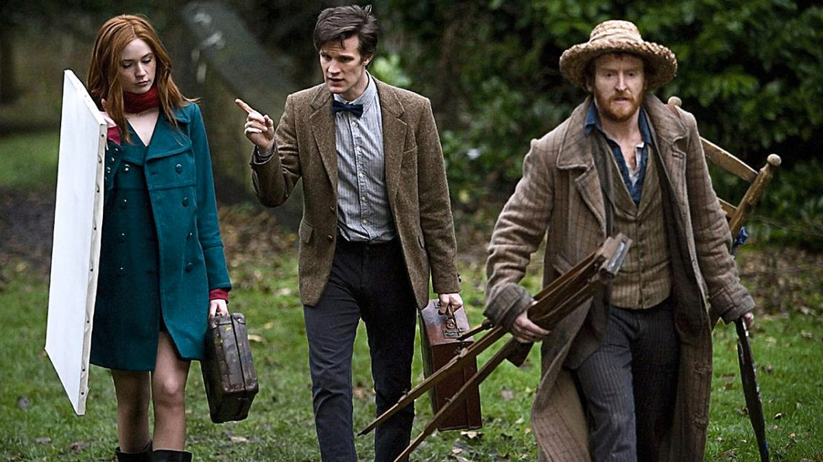 Doctor Who's Vincent and the Doctor