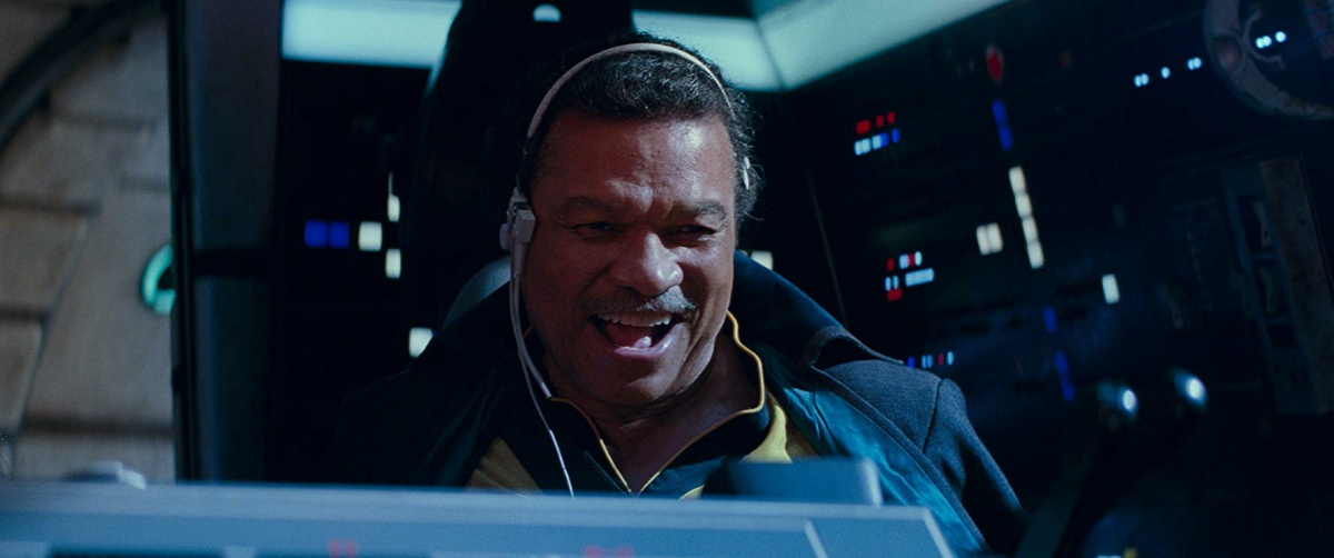 Billy Dee Williams in Star Wars: Episode IX - The Rise of Skywalker (2019)
