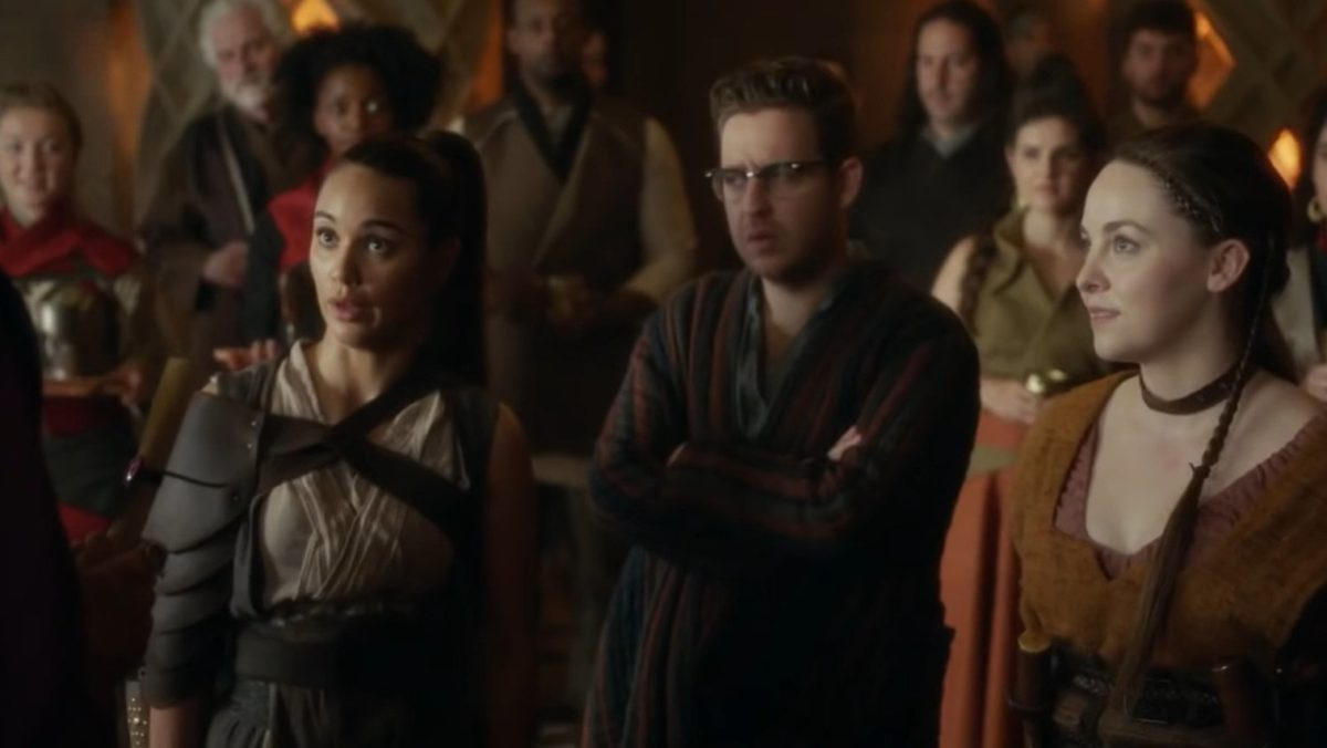 margo josh and fen in the magicians