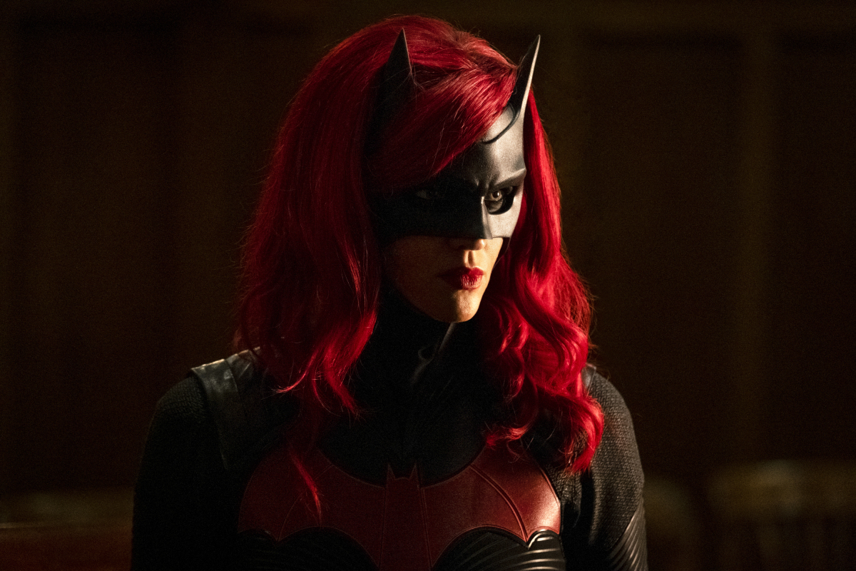 """Batwoman -- Image Number: BWN106a_0082.jpg -- """"I'll Be Judge, I'll Be Jury"""" -- Pictured: Ruby Rose as Kate Kane/Batwoman -- Photo: Liane Hentscher/The CW -- © 2019 The CW Network, LLC. All Rights Reserved."""