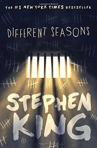 Different Seasons book cover.