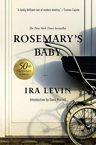 Rosemary's Baby book cover.