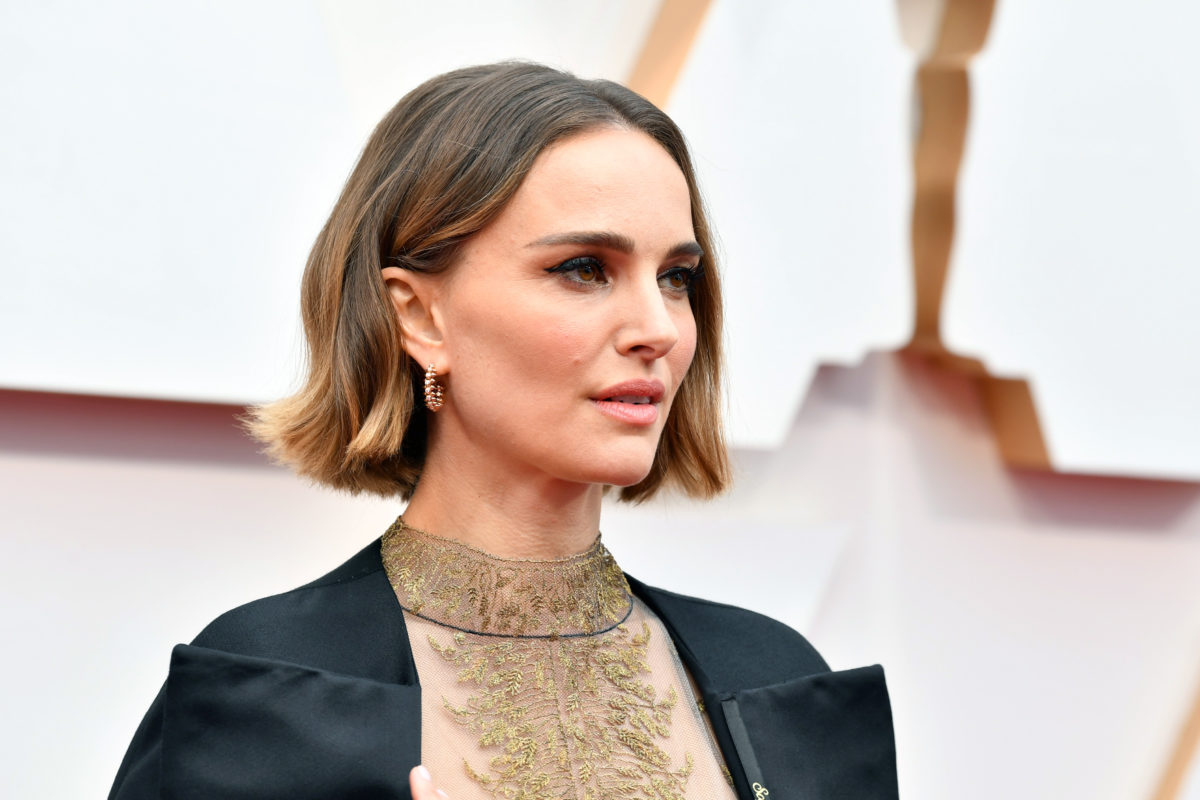 HOLLYWOOD, CALIFORNIA - FEBRUARY 09: Natalie Portman attends the 92nd Annual Academy Awards at Hollywood and Highland on February 09, 2020 in Hollywood, California. (Photo by Amy Sussman/Getty Images)
