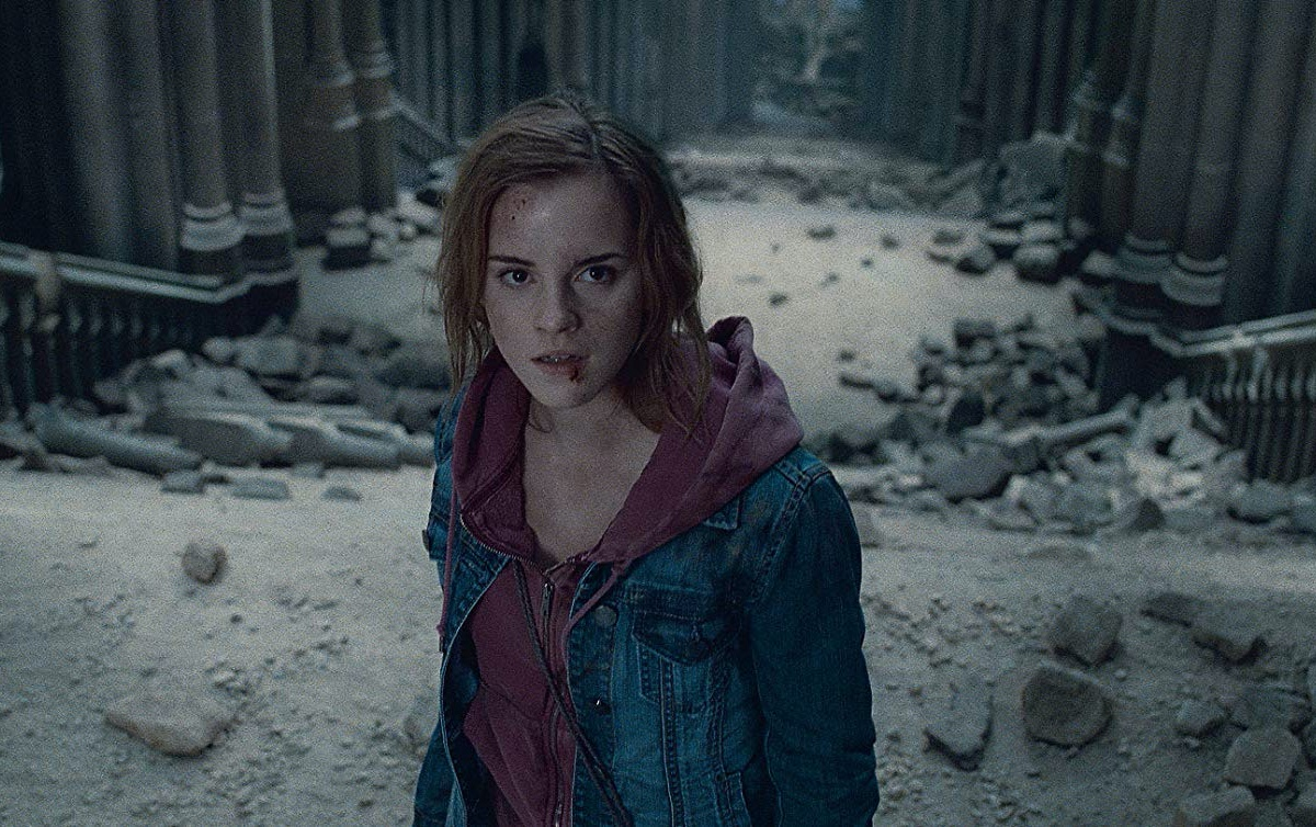 Emma Watson in Harry Potter and the Deathly Hallows: Part 2 (2011)