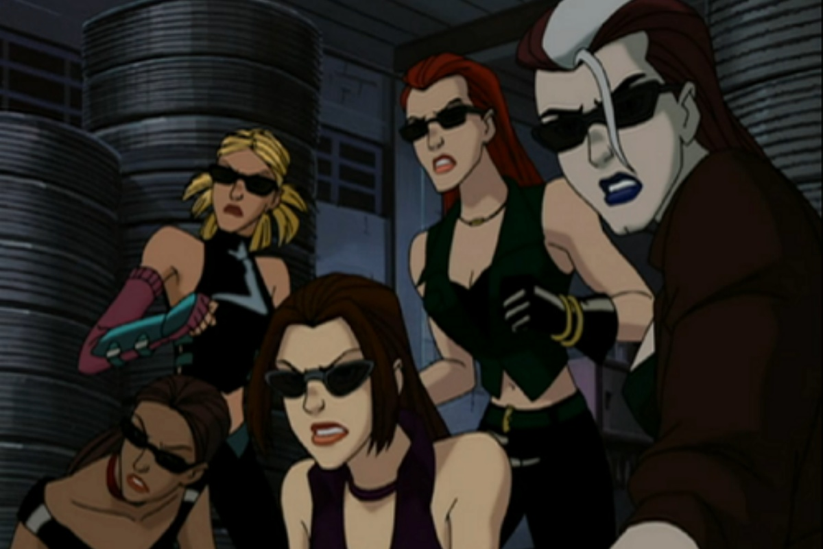 Walk on the Wild Side S2, 10th episode X-Men Evolution