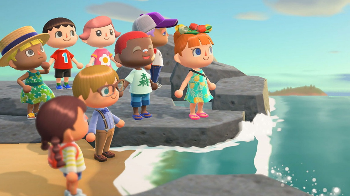 Nintendo's 5th installment into the animal crossing series
