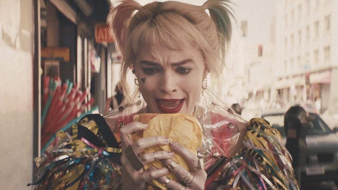 How To Make Harley Quinn's Egg Sandwich From Birds of Prey