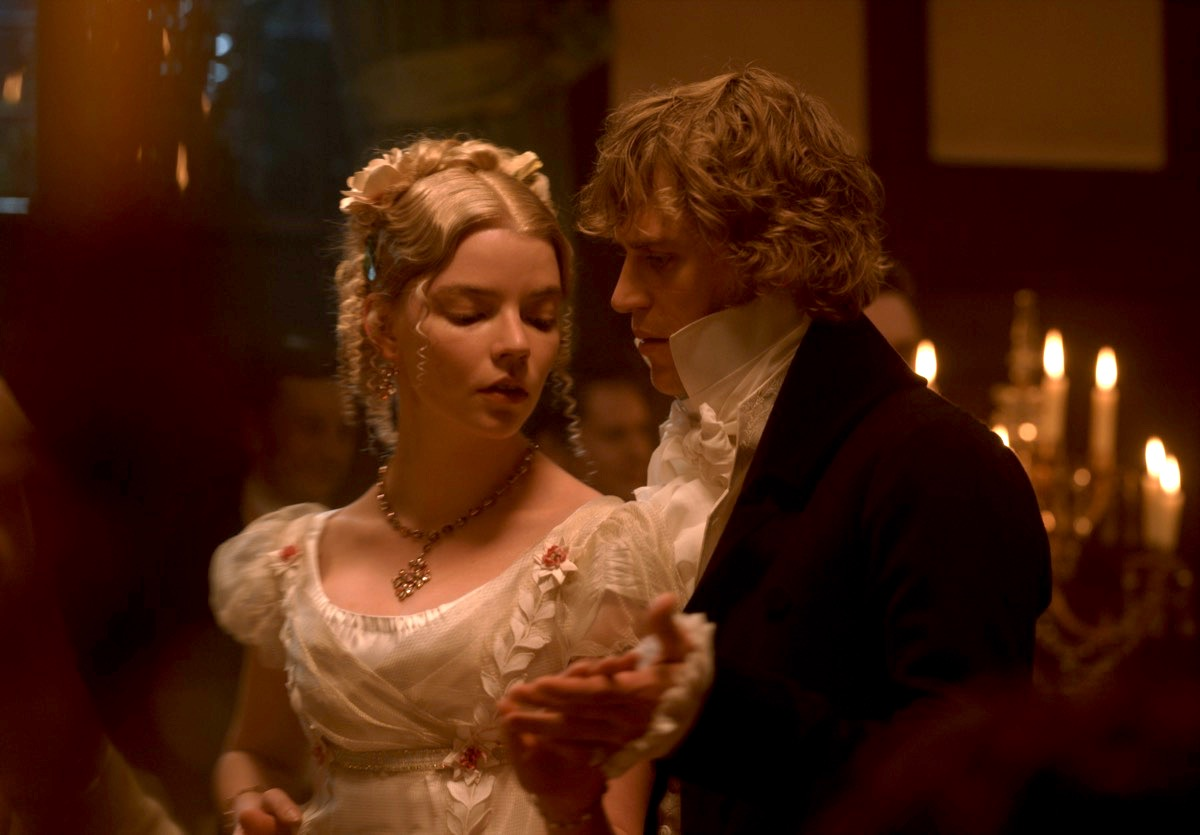 Emma and George dance in Emma movie.