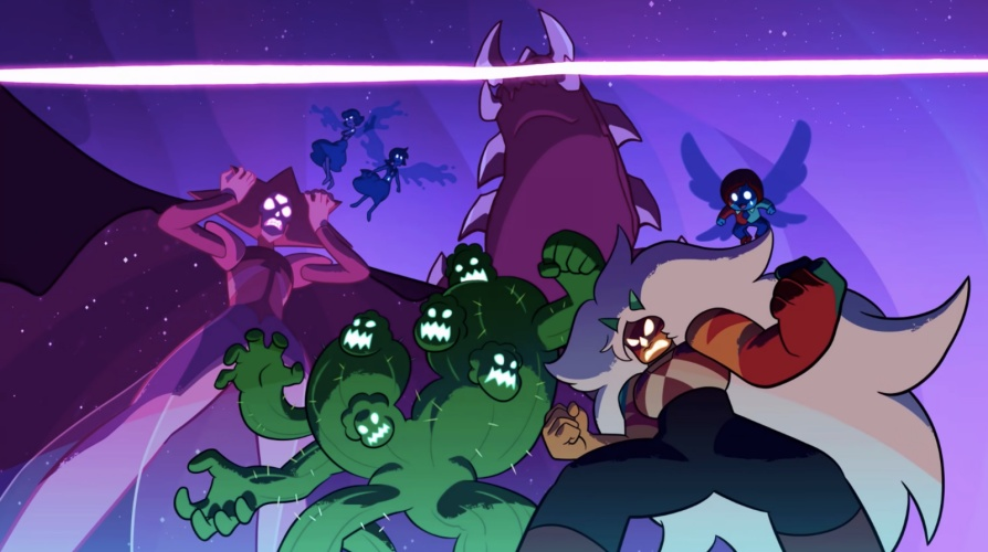 the bad guys of Steven Universe