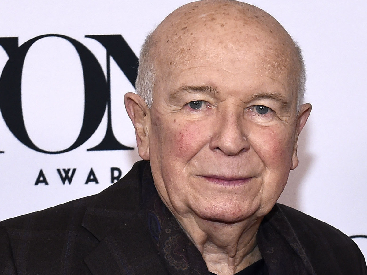 NEW YORK, NEW YORK - MAY 01: Terrence McNally attends The 73rd Annual Tony Awards Meet The Nominees Press Day at Sofitel New York on May 01, 2019 in New York City. (Photo by Ilya S. Savenok/Getty Images for Tony Awards Productions)