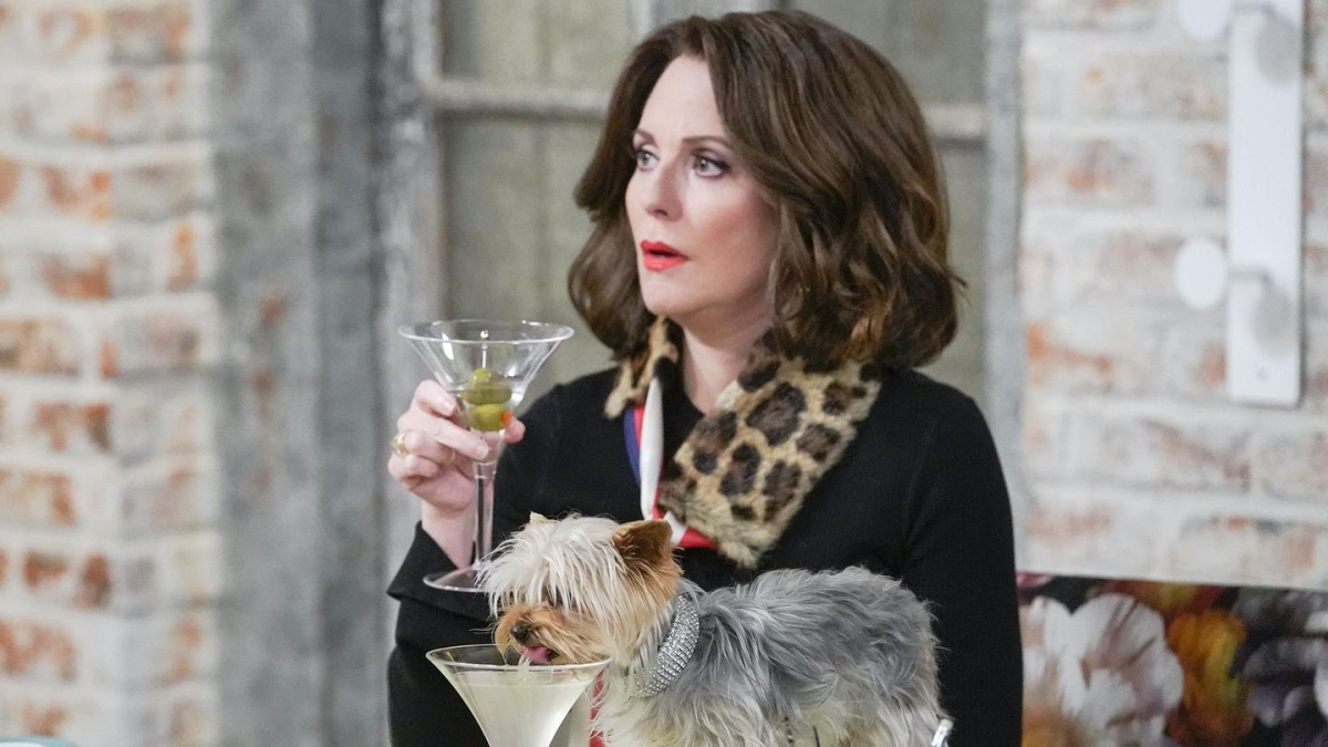 Karen from Will and Grace wondering what is wrong with other karens