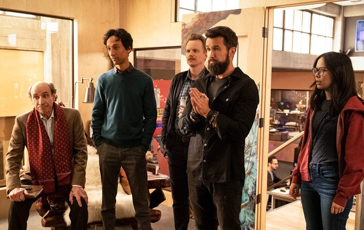 Rob McElhenney and co