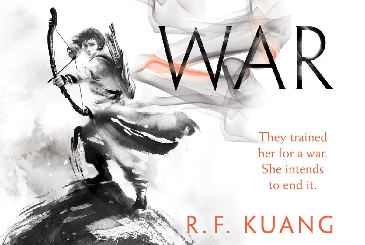 The Poppy War book cover.