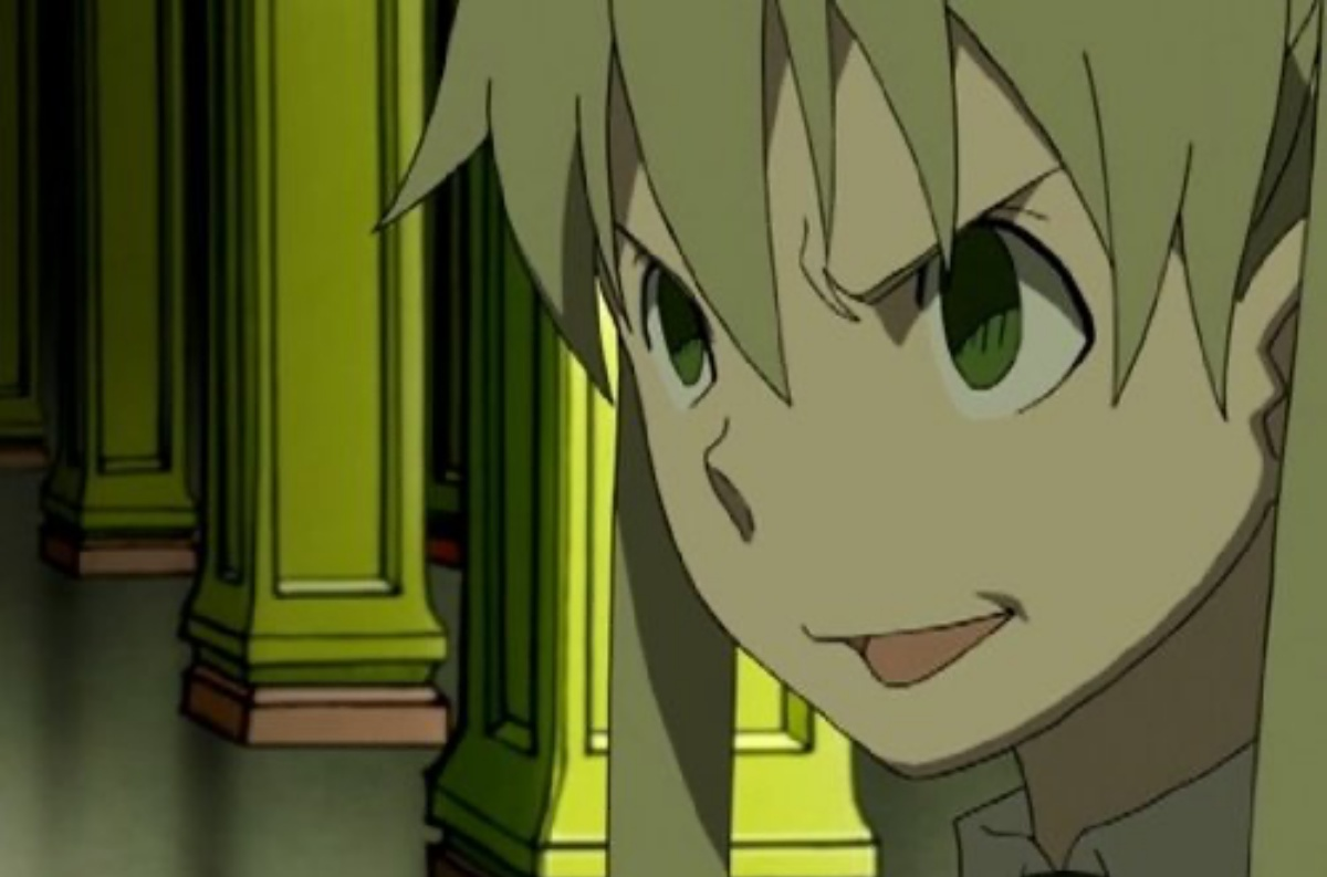 the protagonist of soul eater is maka remember that