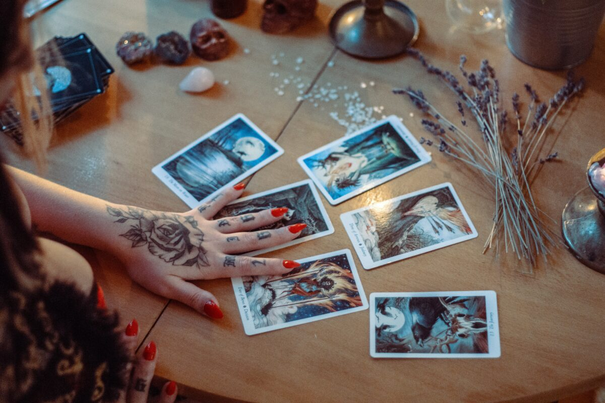 The Curious History of the Tarot