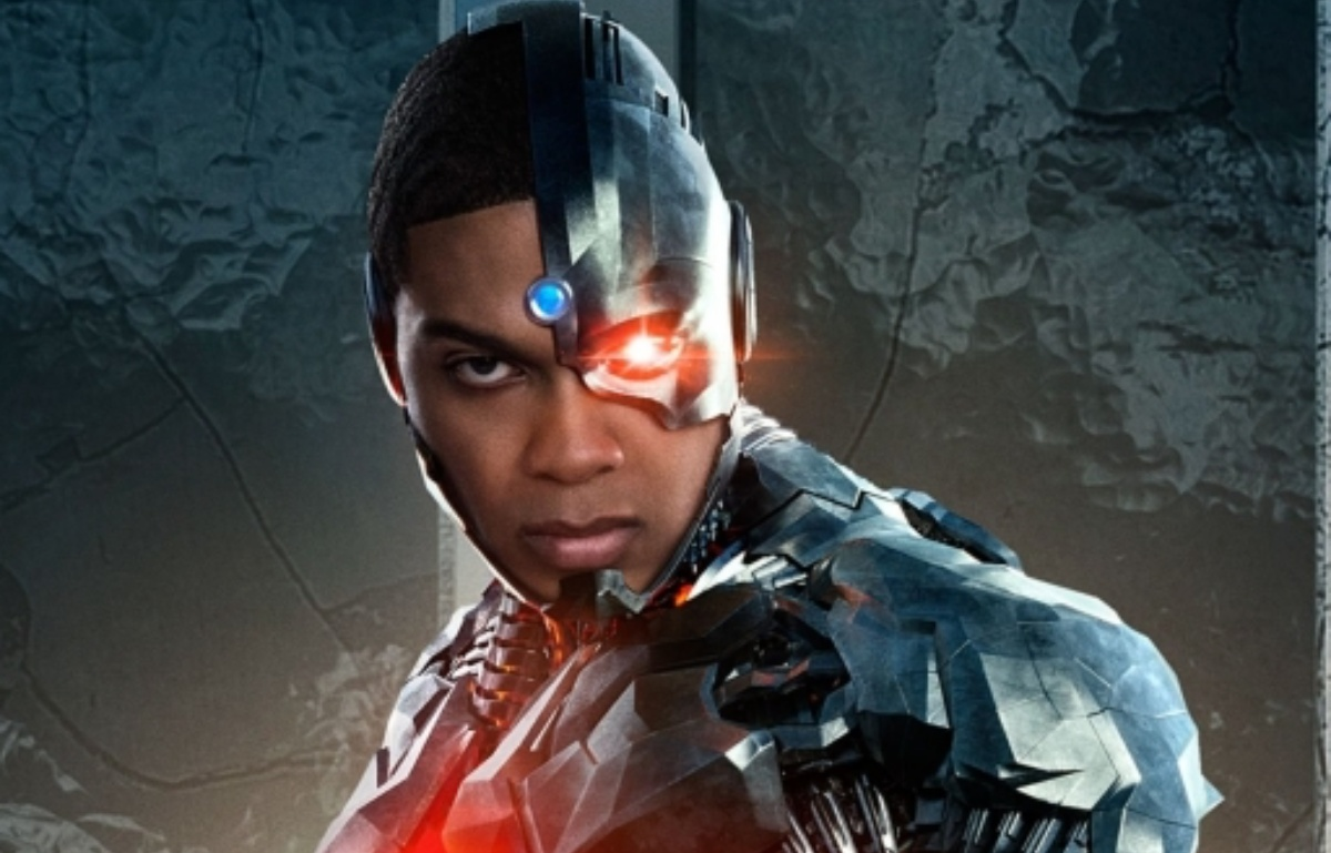 Ray Fisher in Justice League (2017)