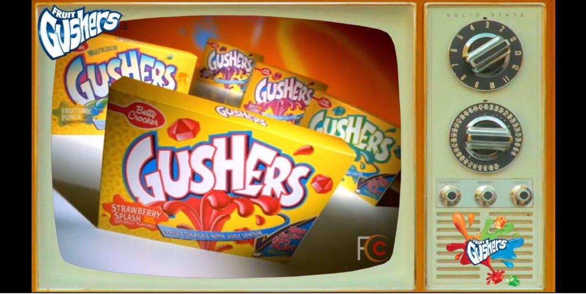 gushers candy