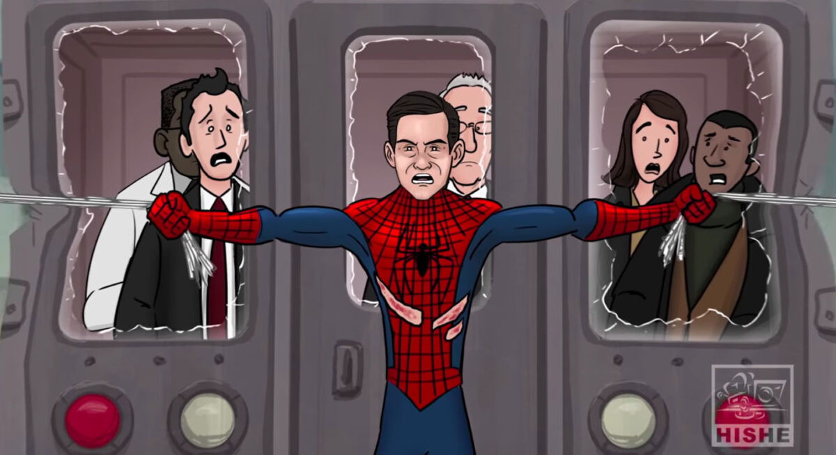 How It Should Have Ended for Spider-Man 2