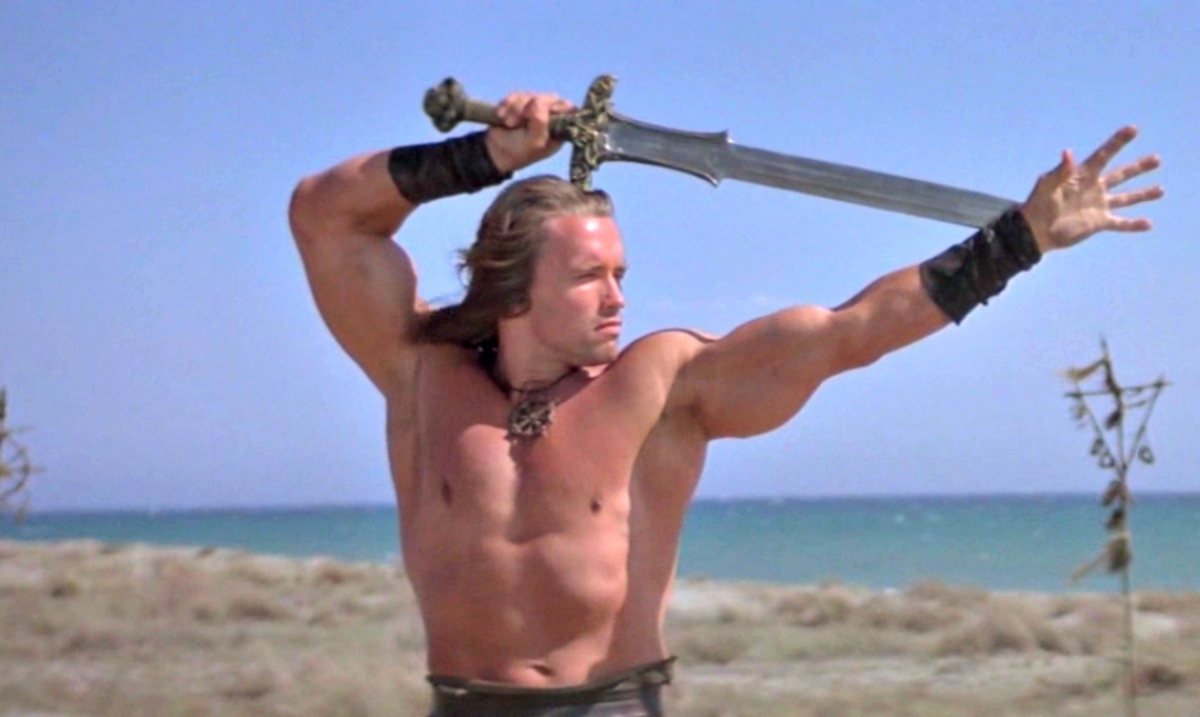 Things We Saw Today: A New Conan the Barbarian Series in Development at Netflix