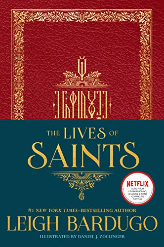 Book Cover for The Lives Of Saints by Leigh Bardugo