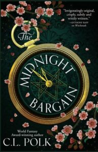 Book Cover for The Midnight Bargain by C.L. Polk