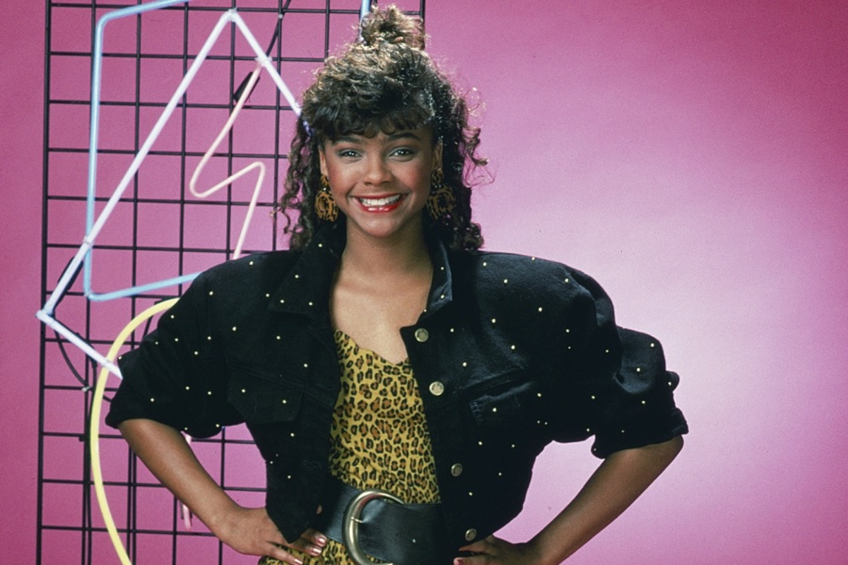 Lisa Turtle in Saved by the Bell