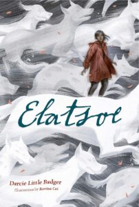 Book cover for Elatsoe by Darcie Little Badger