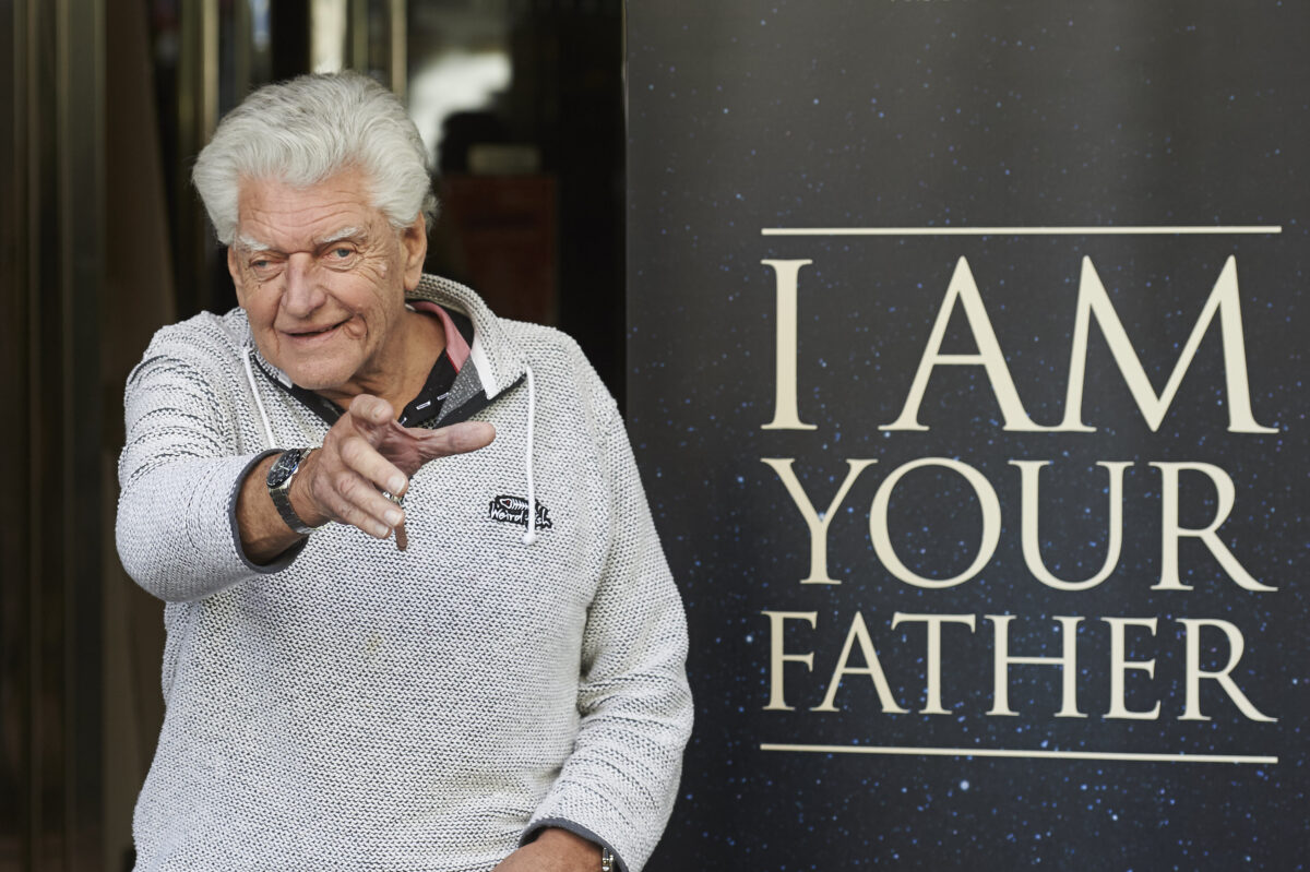 'Star Wars actor David Prowse dies at age of 85