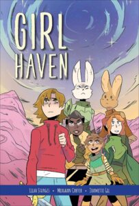Book cover for Girl Haven by Lilah Sturges