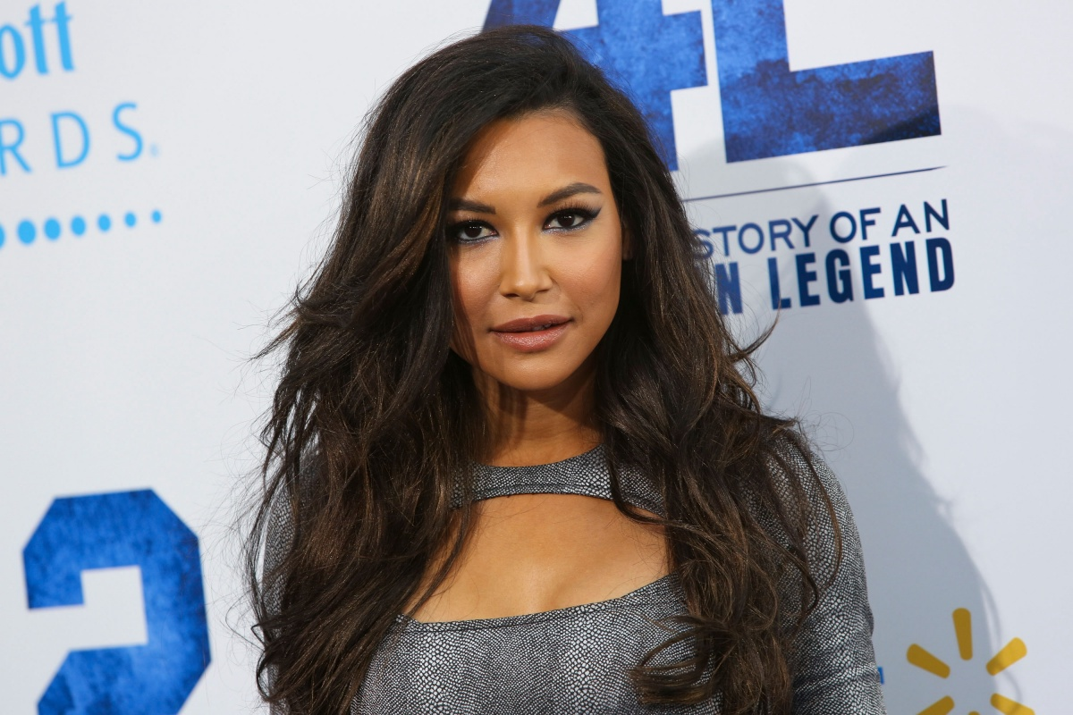 HOLLYWOOD, CA - APRIL 09: Actress Naya Rivera attends the premiere of Warner Bros. Pictures' And Legendary Pictures' '42' at TCL Chinese Theatre on April 9, 2013 in Hollywood, California. (Photo by Imeh Akpanudosen/Getty Images)