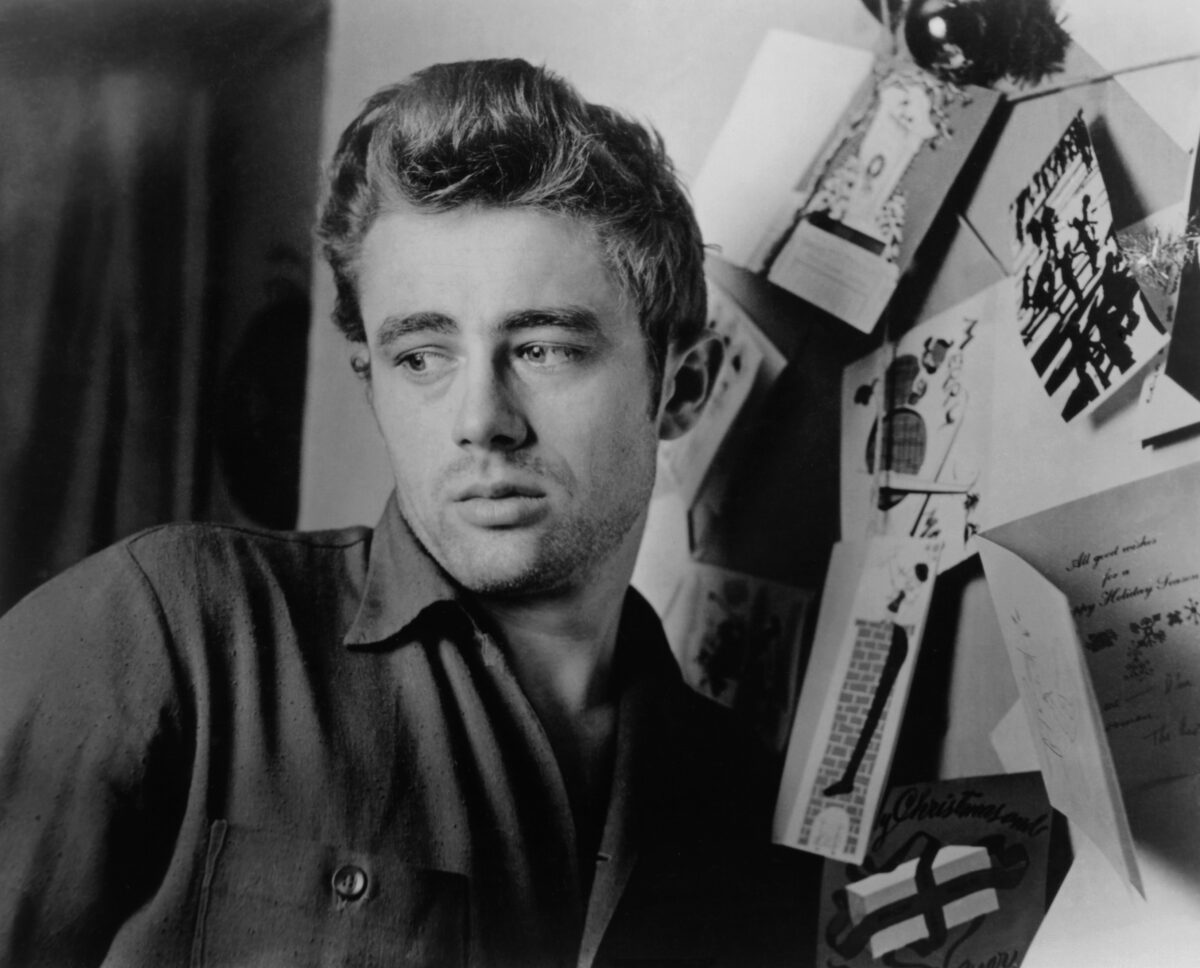 honestly a great picture of james dean
