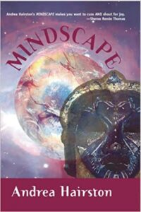Book Cover for Mindscape by Andrea Hairston