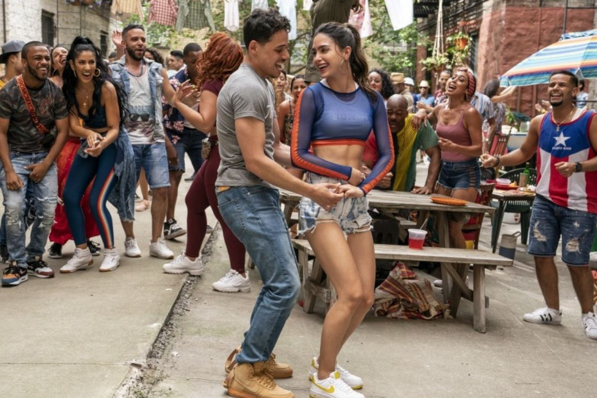 HBO Latinx movie In the Heights.