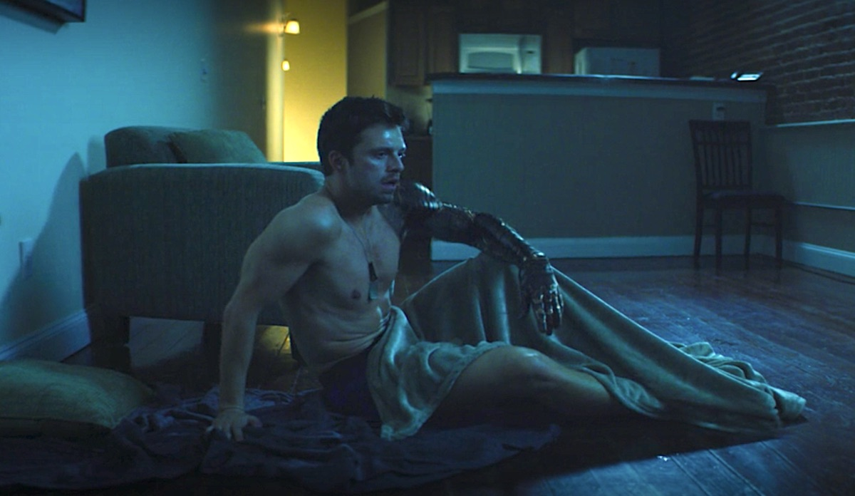So, About Bucky Barnes Sleeping on the Floor in The Falcon and the Winter Soldier