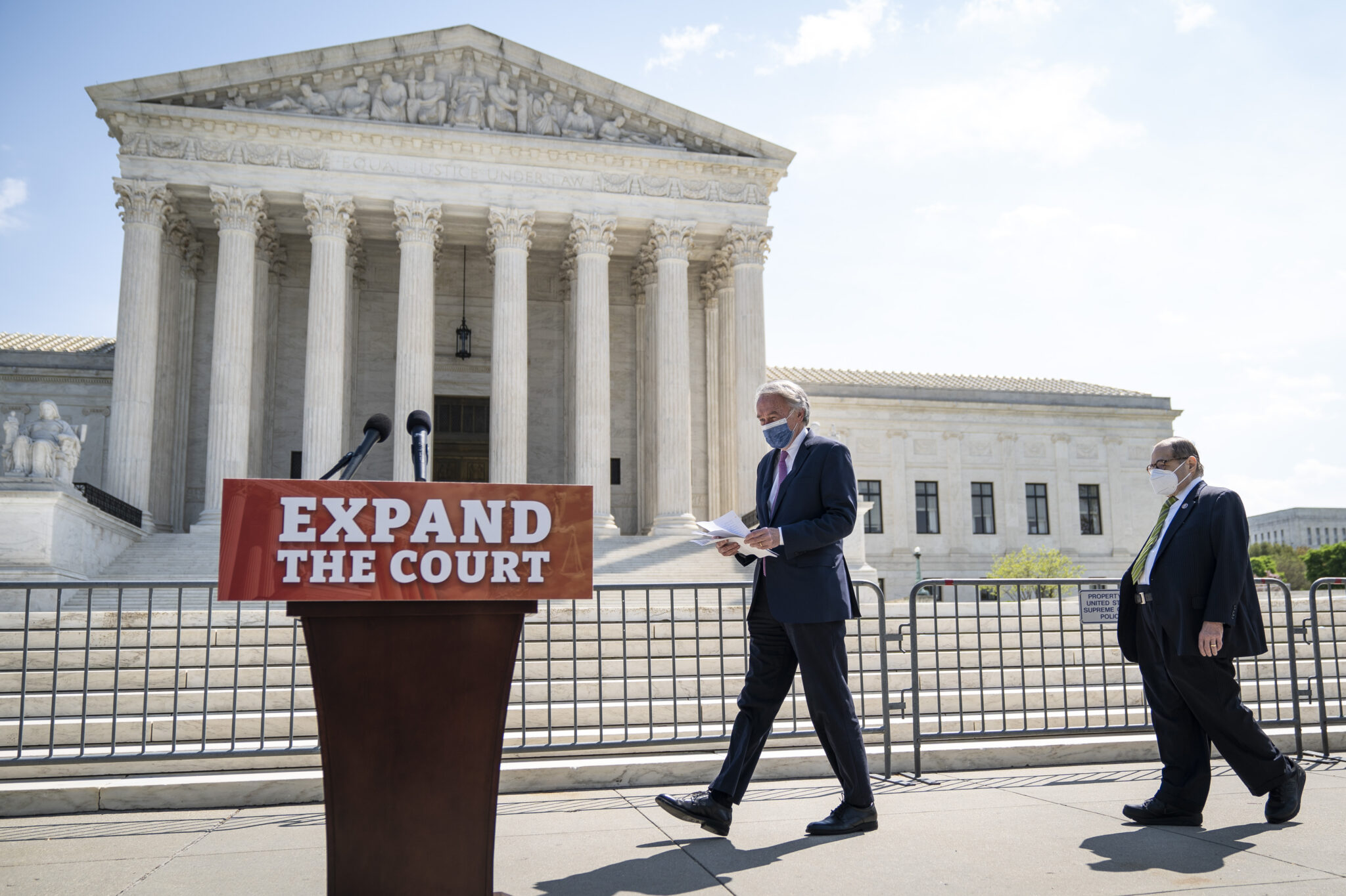 Expanding the Supreme Court Is Normal and We Should Do It