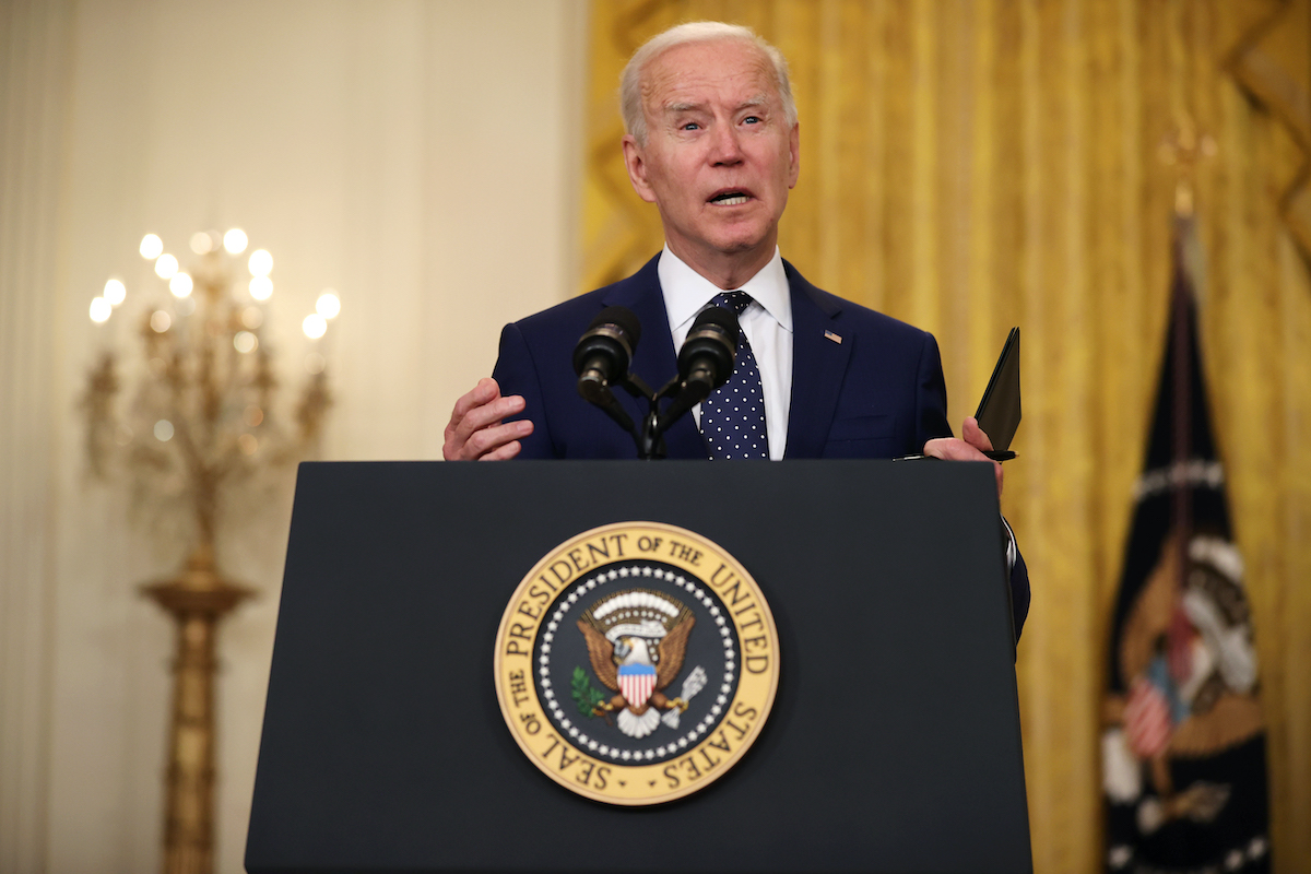 Joe Biden to lift Donald Trump's cap on refugees amid criticism