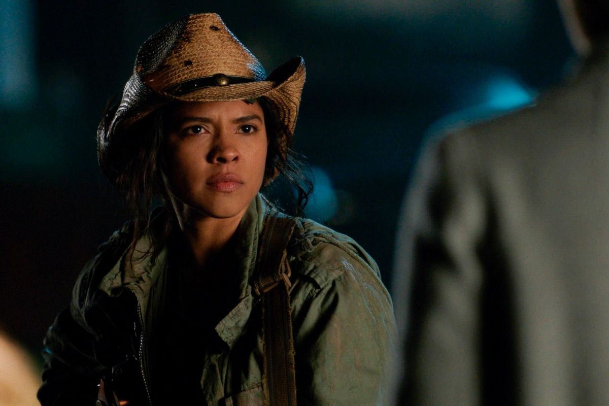 I've Only Had Legends of Tomorrow's Spooner for One Episode and Already I Love This Latinx BAMF