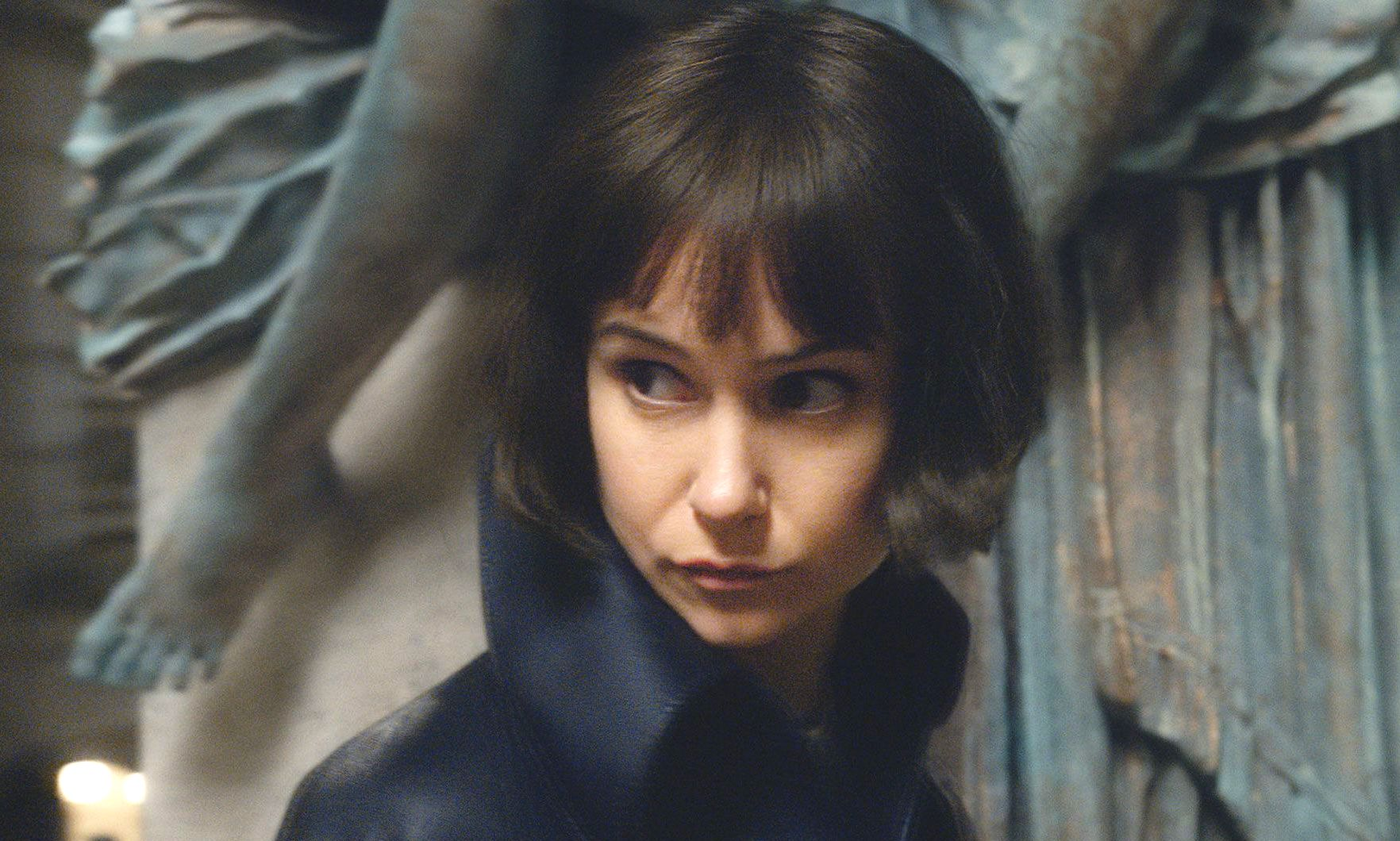 Katherine Waterston in Fantastic Beasts and Where to Find Them.