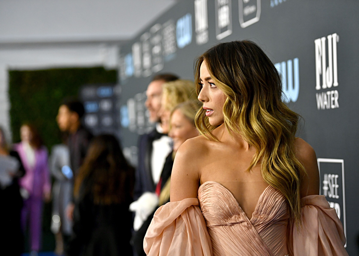 Chloe Bennet No Longer Playing Blossom In The CW's Powerpuff Girls ...