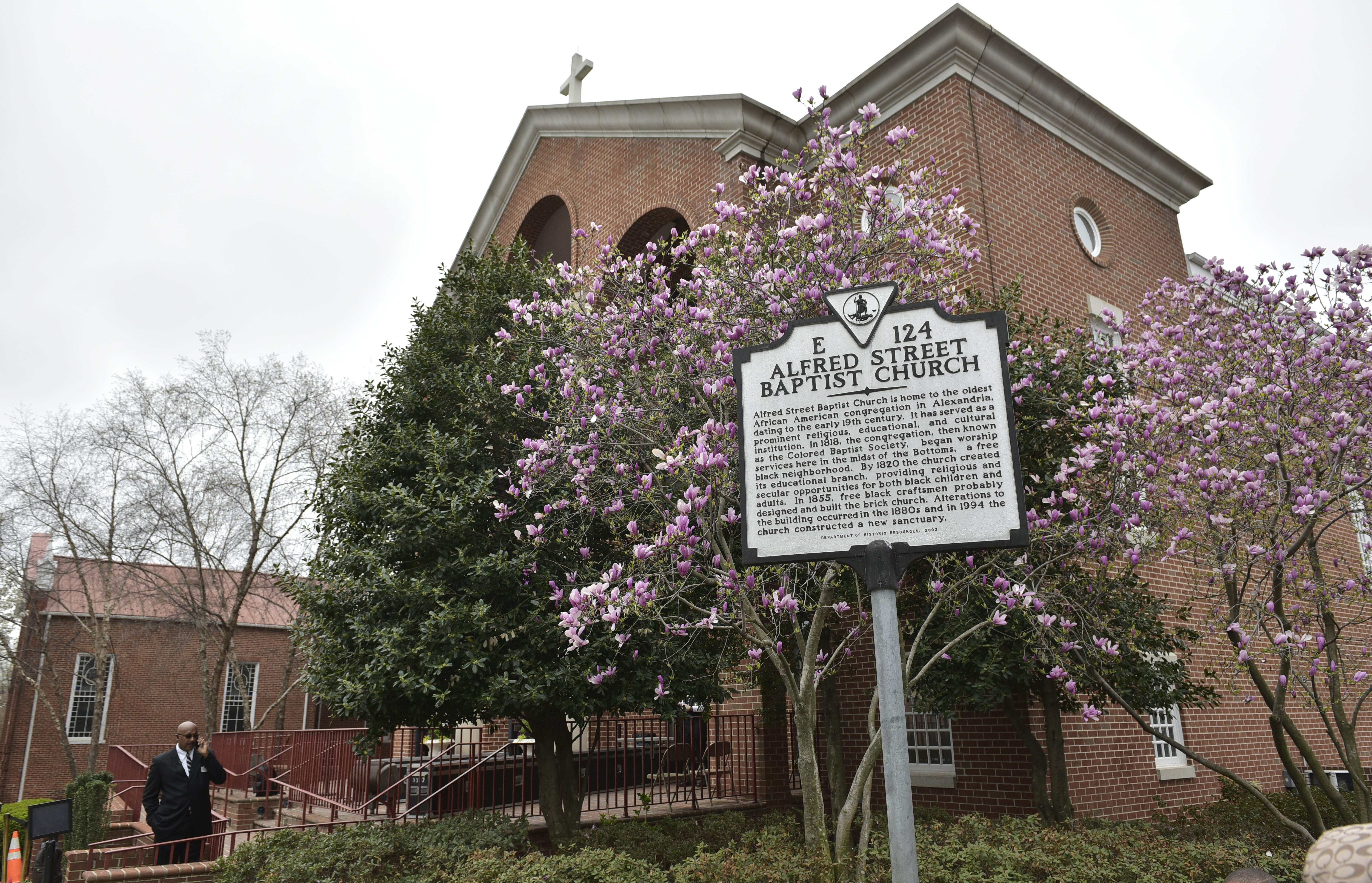 Alfred-street-baptist-church